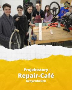 Repair Café - Projektstory