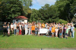 Tour de Ruhr – Gemeinsam Sarkome besiegen!