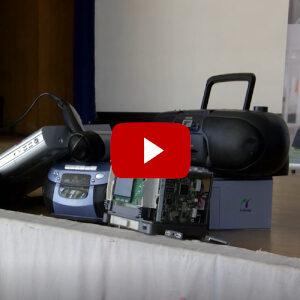 Hamburg 1 Stadtgespräch Schulen sammeln Elektroschrott