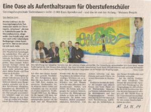 Artikel Mindener Tageblatt