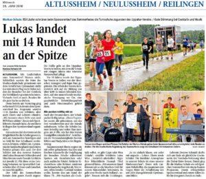 Hockenheimer Tageszeitung vom 29.06.2016
