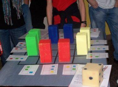 Spielbauprojekt Bauklötze