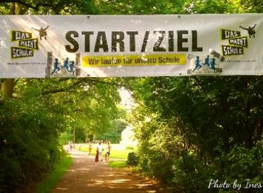 Banner Start/ziel